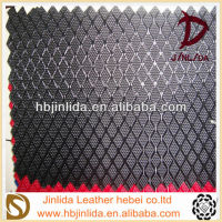 calendering soft synthetic leather material for handbags