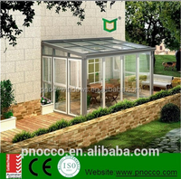 Aluminum glass outdoor garden room from China