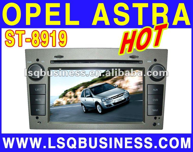 LSQ Star Cheap Manufacturer provided Car dvd player For OPEL ASTRA(2004-2009)