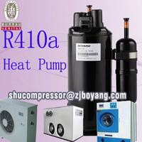 Alibaba Heat pump Compressor for cloth drier compressor used in heat pump water chiller