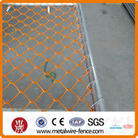 Removable 3.3ftx12.5ft chain link fence