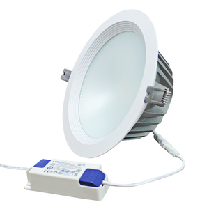 10w 20w 30w 40w 4 6 8 10 12 inch wholesaler price commercial led lighting driver on board norge fire-rated downlight