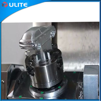 5 axis cnc machined metal & plastic parts manufacturing