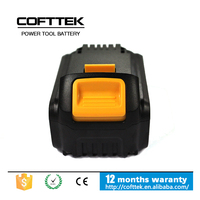 Dewalt cordless drill rechargeable Li-ion battery pack 18V 4Ah Lithium ion battery for Dewalt cordless power tools