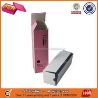 Custom Printed Paper Cosmetic Box Cosmetic