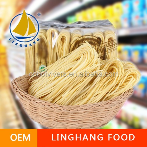 FDA ramen pack noodles chinese gluten dried egg powder noodle