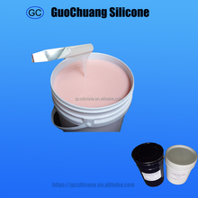 Guangdong high quality rtv2 liquid silicone rubber manufacturer different colors