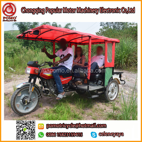 Popular Hot Sale China YANSUMI Trike For Sale Philippines, Three Wheel Motorcycle With Steering Wheel, Tricycle For Disabled