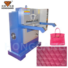 leather rubber stamp printing machine