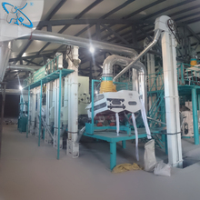New product corn machine/low price flour mill plant