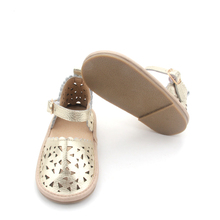 Wholesale Kids Girls High Heel Shoes Kids Sandals Leather