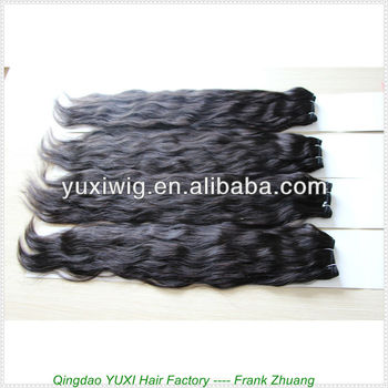 factory wholesale pretty natural straight Malaysian virgin hair
