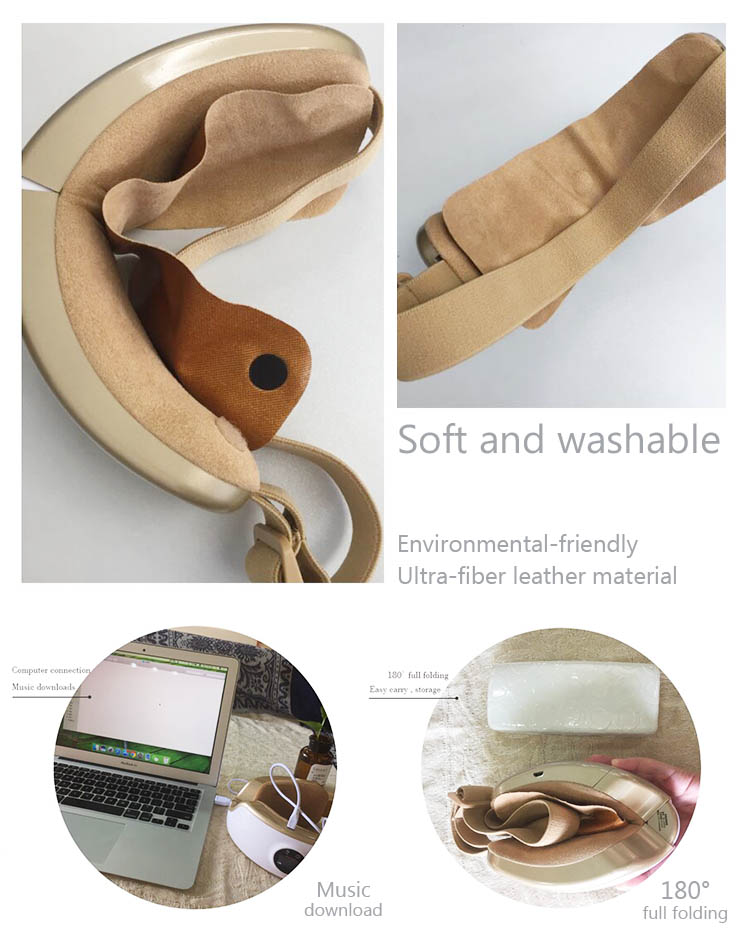 180 Degree Full Folding Massager Smart Air Pressure Eye Massager