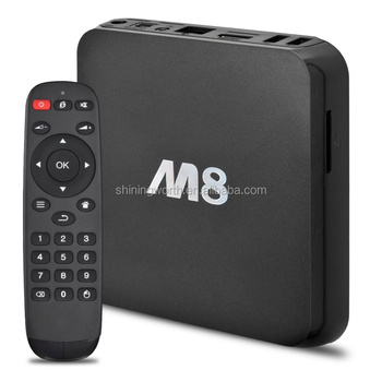 OEM/ODM factory supply octo core GPU m8c kodi 15.2 android tv box