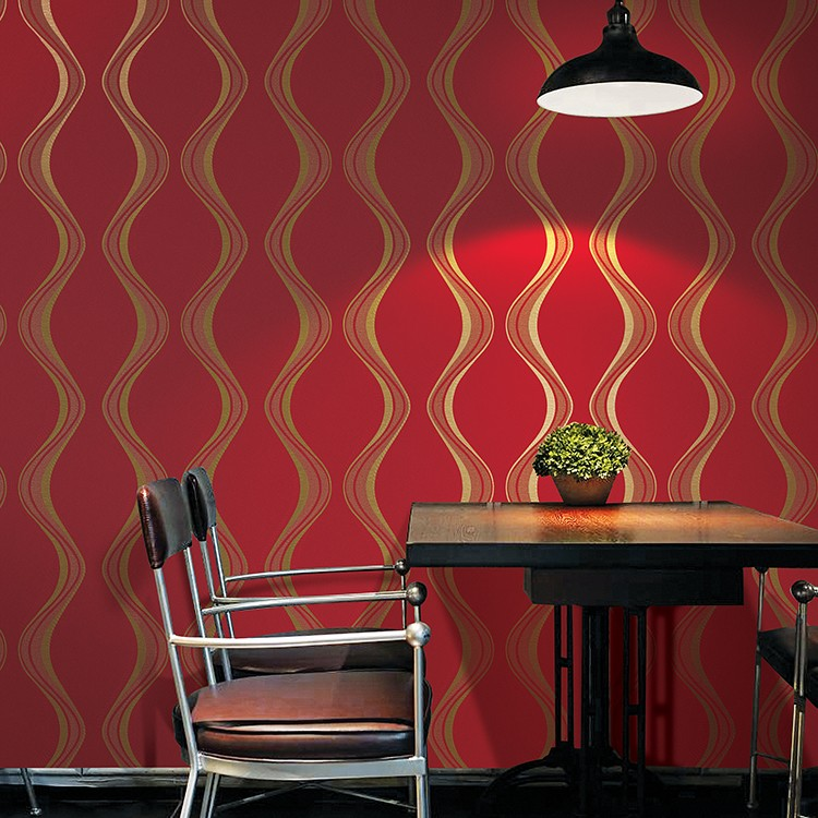 2016 HOT SALE 3D PVC WALLPAPER