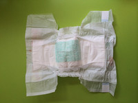 100 Cotton Private Label Adult Sized Baby Diapers OEM in China