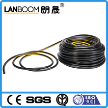 New Product Grade A Oil Resistance Black PVC LPG Gas Hose