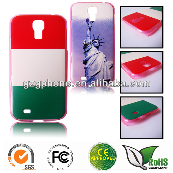 Good quality cover for Samsung galaxy s4 with custom design