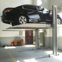 cheap price used home garage car lift