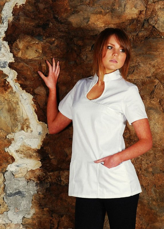Beauty Tunic Spa Uniform Salon Uniform