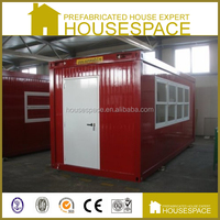 Customized Energy Effective street food kiosk container
