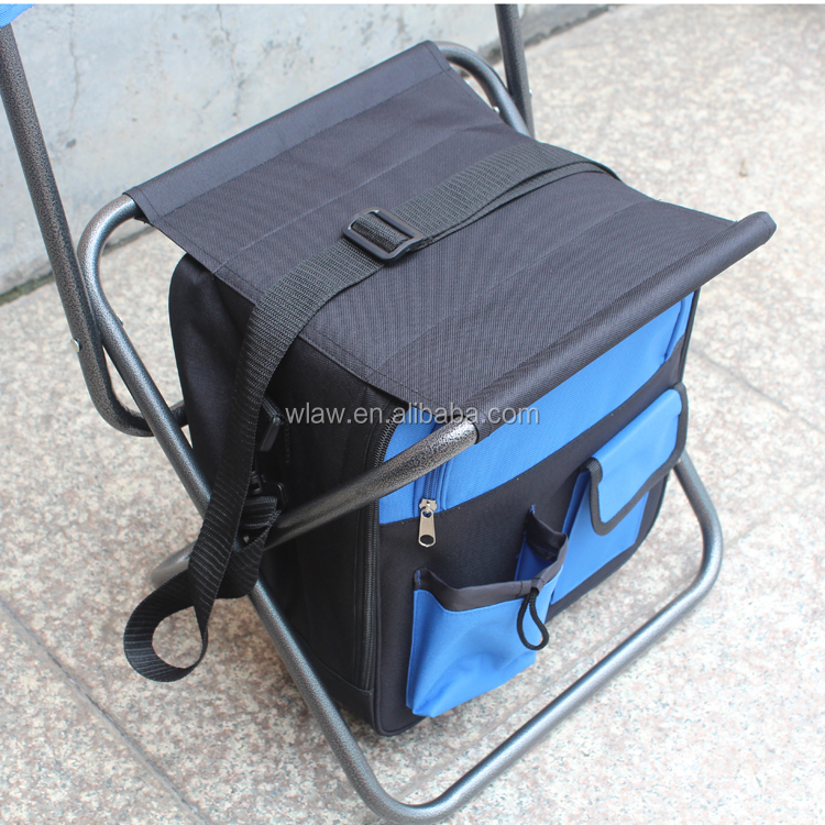 Foldable Chair With Bag Portable Folding Chair Cooler With
