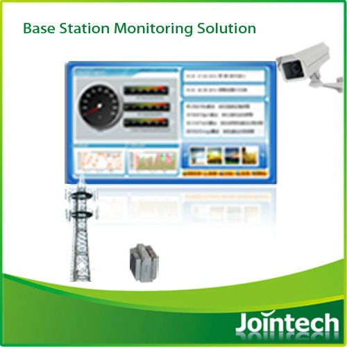 GPS Real Time Base Station Remote Monitoring with Camera, Fuel Sensor,RFID,Temperature& Humidity Sensor