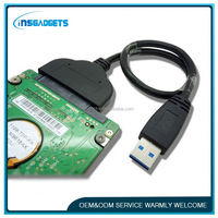 laptop hdd sata adapter , H0T147 usb 3.0 to ide sata adapter , sata to usb cable