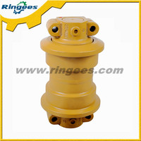Trustworthy china supplier provide track bottom roller for Kobelco SK250-6 excavator spare parts