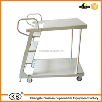 Industry widely usd ladder cart