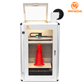 High quality prototyping 3D machine in ABS 3d filaments, MINGDA industrial large 3d printer