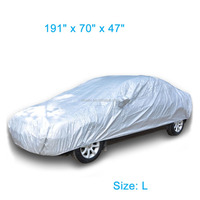 Dust Sun Rain UV Protection Car Cover for Outoor Indoor