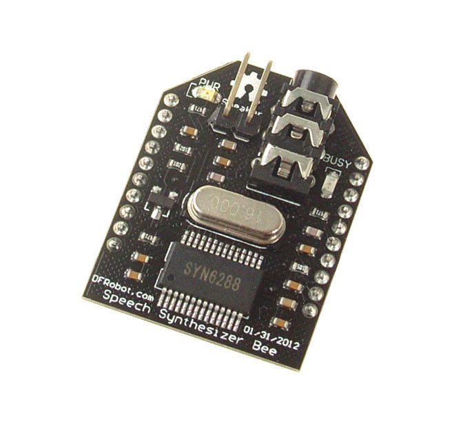 Researched and Synthesizer Bee Speech synthesis module