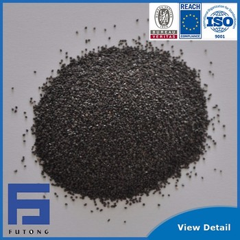 Brown fused alumina wet and dry abrasive paper homebase