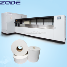 CE,ISO Certification High speed used toilet paper roll cutting machine for sale