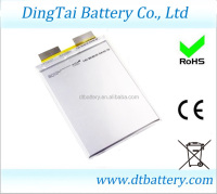 Prismatic pouch cells high energy and power density LifePO4 A123 3.3V 20Ah battery cells