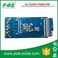 8 layer high qaulity PCB/multilayer PCB for telecommunication