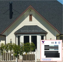 charcoal Black Cheap Asphalt Roofing Shingle