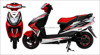 2015 fashion 800W 60V two wheels electric scooter/electric bikes/electric motorcycles