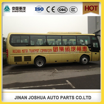 yutong new long distance right hand drive buses for sale