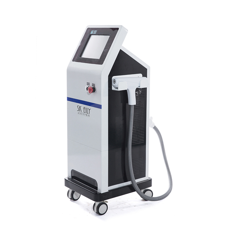 High power q switch birthmark removal 8 In nd yag laser