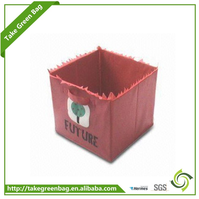 New design non woven underwear storage organizer box