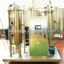 CE carbonated beverage mixing machine 2t