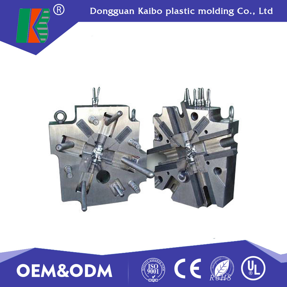 Cheap Injection Plastic Mould/Mold Manufacturer for syringe