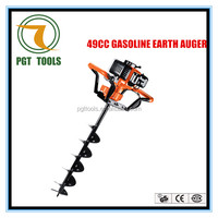 49CC Gasoline electric earth auger