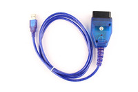 Good quality and Latest VAG KKL USB OBD2 Fiat Ecu Scan Cable VAG-COM 409.1 OBD 2 USB KKL VAG409.1 ecu scan