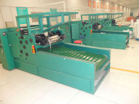 Automatic Aluminum Foil Rewinding and Cutting Machine