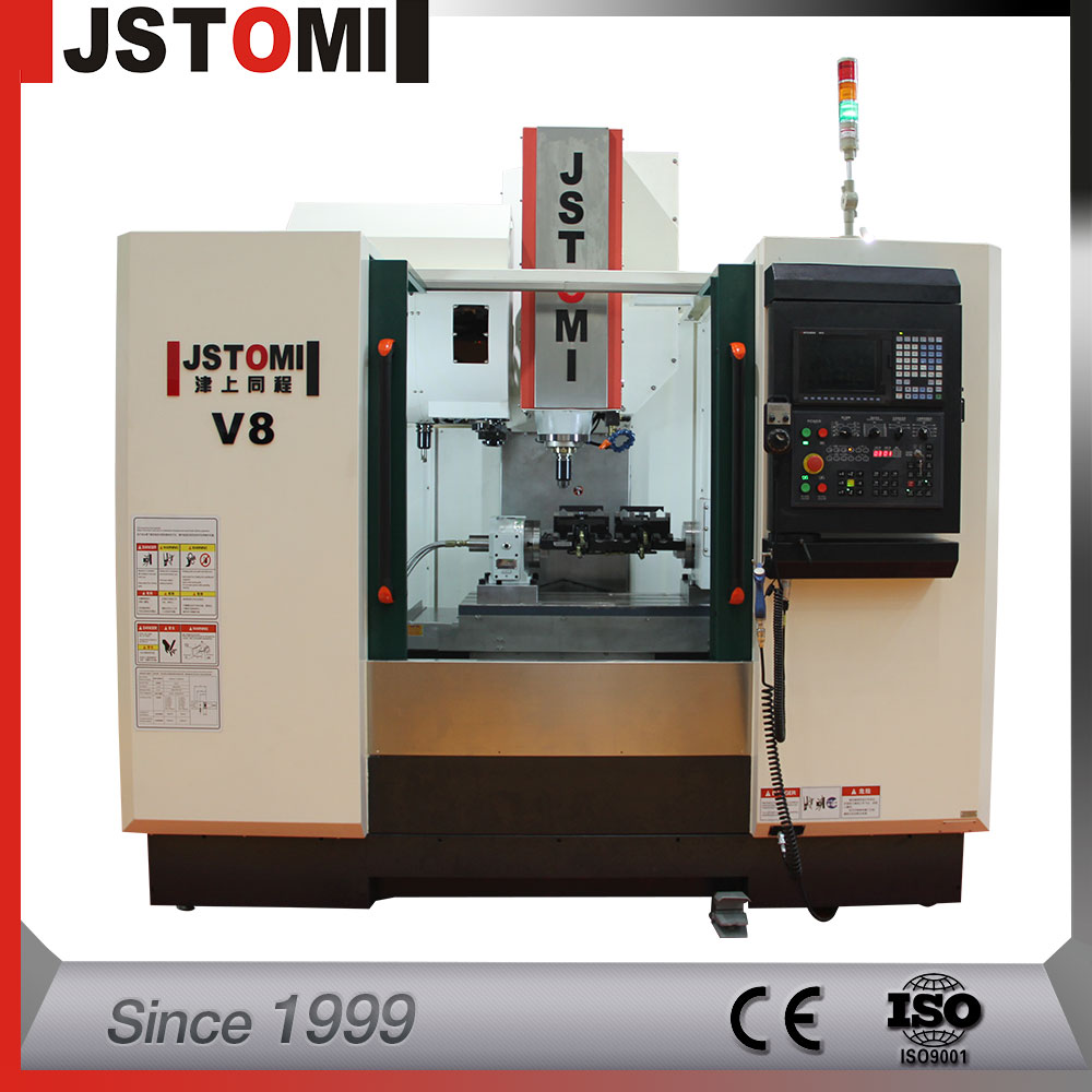 High Speed Vertical 5-Axis CNC Milling Machine Cheap