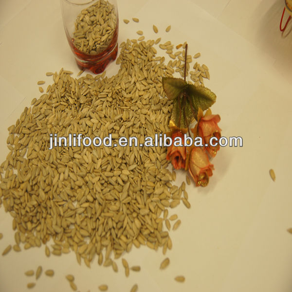 2013 new crop high quality sunflower kernel for eat