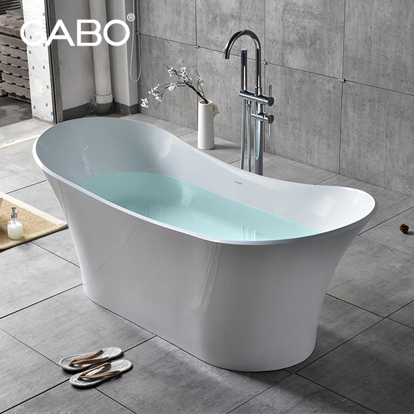 cheap polymarble bathtub freestanding artificial stone bathtub, hinoki bath